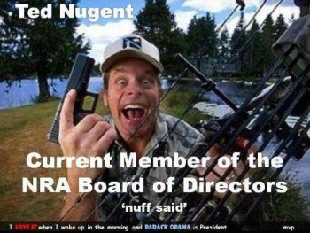 NRA propaganda campaign
