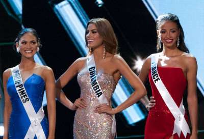 Mueller probe, Miss Universe contestants