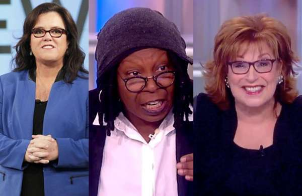 The Jerry Duncan Show Interviews Hosts of 'The View'