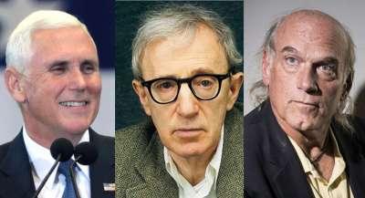 Think Tank, Mike Pence, Woody Allen, Jesse Ventura