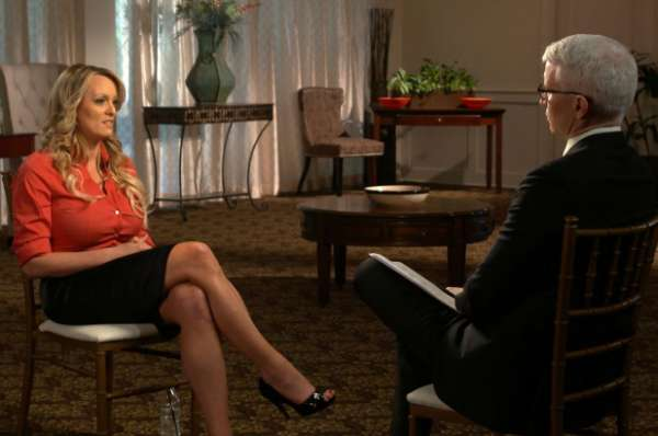 Stormy's 60 Minutes of Fame - With 'Going Rate' Fees