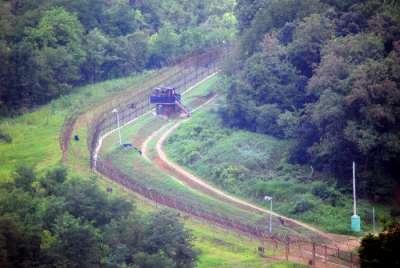 border protection north korea