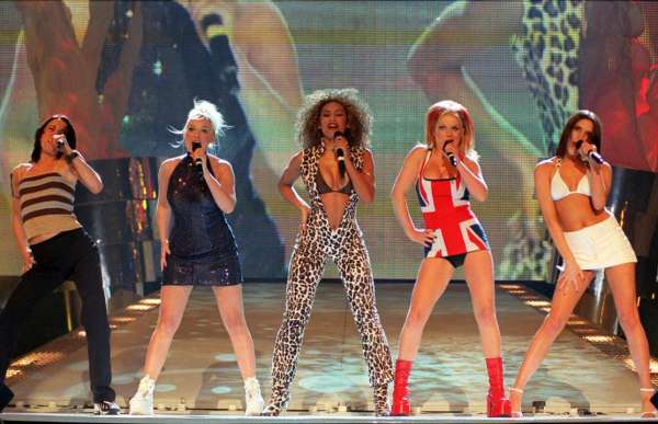 headlines today Spice Girls Reunion