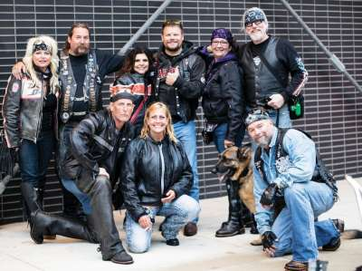 Harley owners group (HOG)