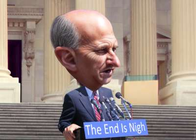 Mean Guys, Louis Gohmert by DonkeyHotey