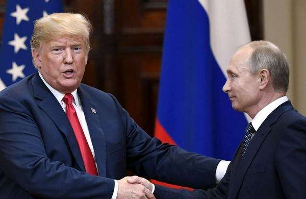 Trump Forms Cybersecurity Task Force, Appoints Putin as Chair