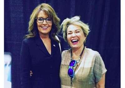 Sarah Palin - Roseanne Barr