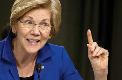 Elizabeth Warren, Indian