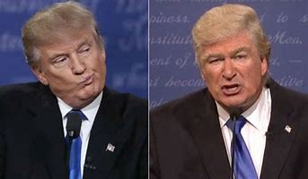 Alec Baldwin channeled Donald Trump