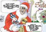 Latest from the Humor Times Free App: 'Christmas Wishes'