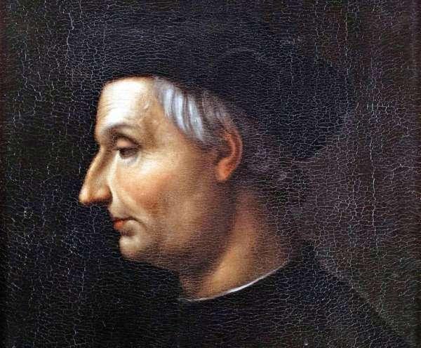 Machiavelli's Job Application