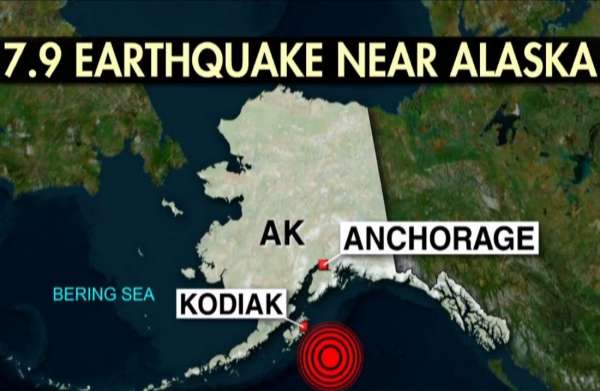 Trump Says Alaska Earthquake Caused by 'Poor Snow Management, Unlike Finland'