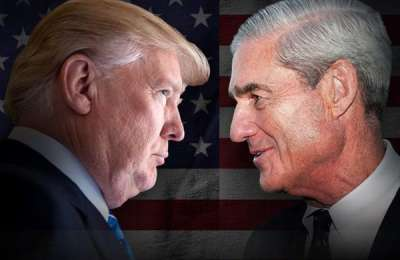 Eve of Impeachment, Trump v Mueller