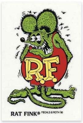 Rat Fink. Medical pot shops.