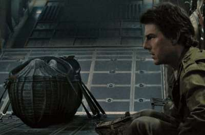 The Mummy, Tom Cruise
