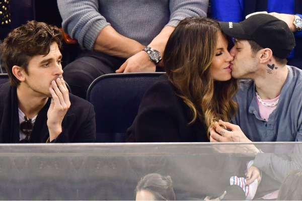 Antoni Porowski, Kate Beckinsale and Pete Davidson