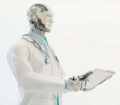 virtual urgent care robot doctor