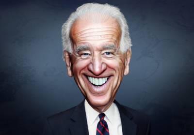 Joe Biden DonkeyHotey