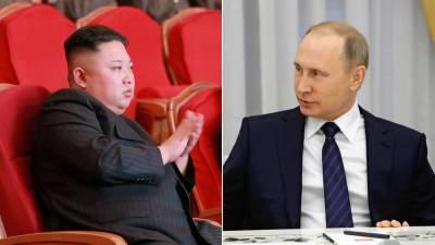 Putin-Jong-un meeting
