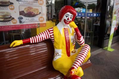 junk food, ronald mcdonald