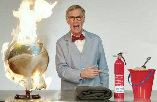 Bill Nye headlines