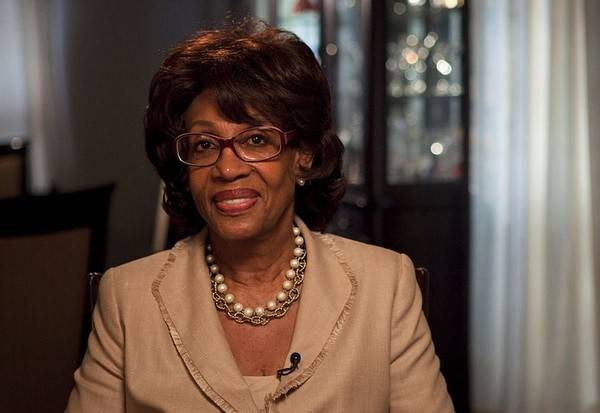 The Jerry Duncan Show Interviews Congresswoman Maxine Waters