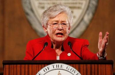 alabama gov Ivey, abortion law