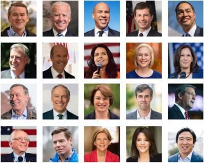 Democratic Debates qualifiers