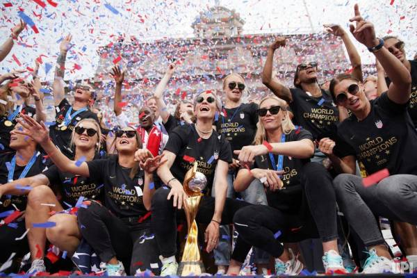 World Cup champs