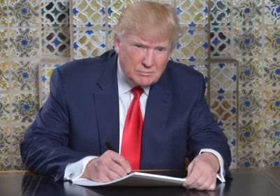 Trump rewrites American History