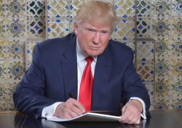 Donald Trump's Pandemic Diary