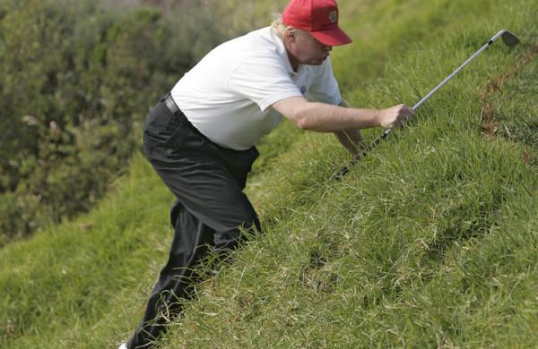 Winning Over The Donald