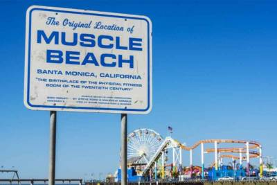 muscle beach memoirs