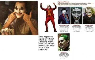 Phoenix, The Joker