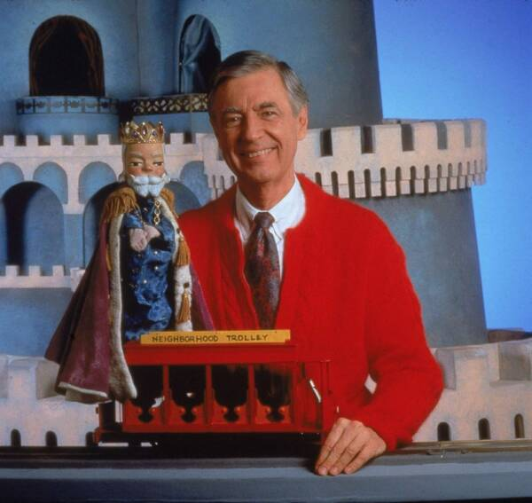 The Jerry Duncan Show Interviews Mister Rogers