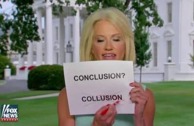 Kellyanne Conway presidential scandals