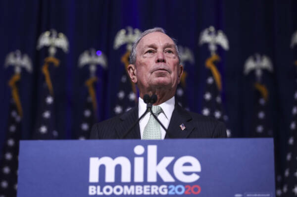 Michael Bloomberg Campaign Strategy Revealed: Become Trump's Evil Twin