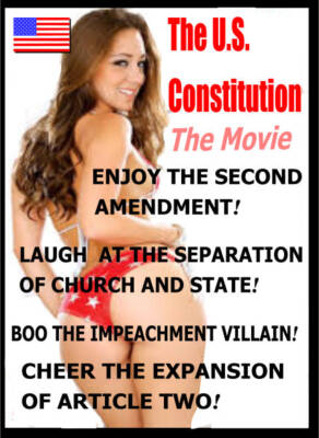 movie version of the U.S. Constitution