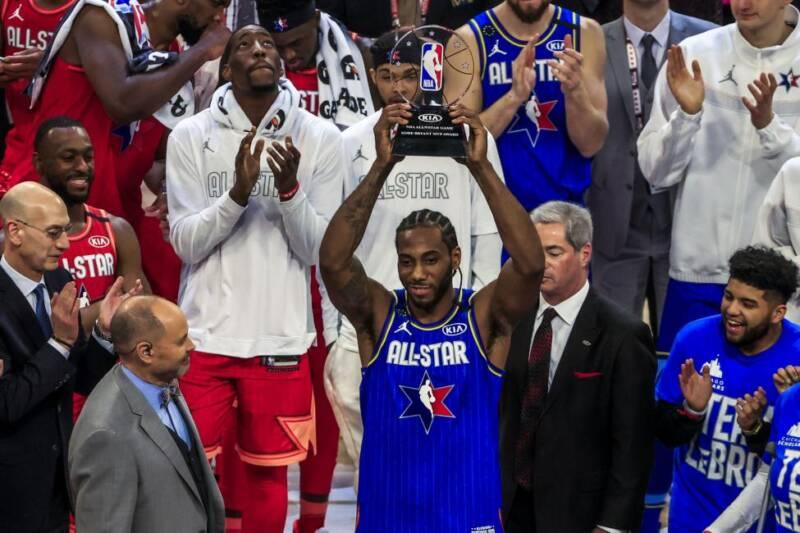 NBA All-Star Weekend, headlines