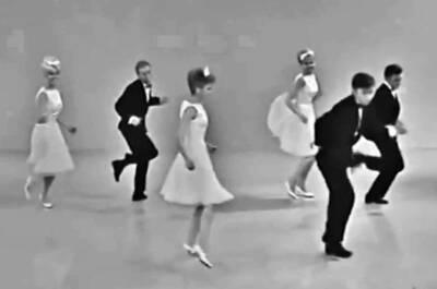 sixties dance craze