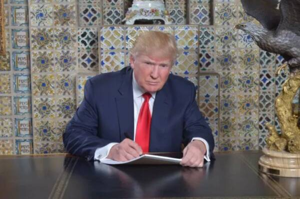 Trump diary, a few regrets