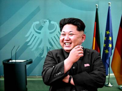 endorsement deal features Kim Jong Un