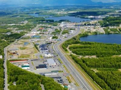 Wasilla, Alaska.