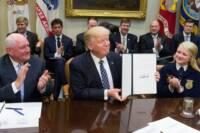 Trump Orders Manufacture of Bidets: Big TP Furious