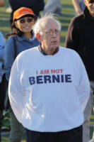 Sanders Campaign: Candidate Was Not Actually Bernie Sanders
