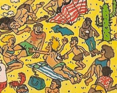 Waldo hunter