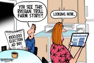 Russian trolls handelsman