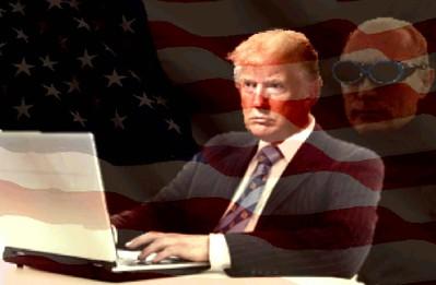 Dicktraitor Trump