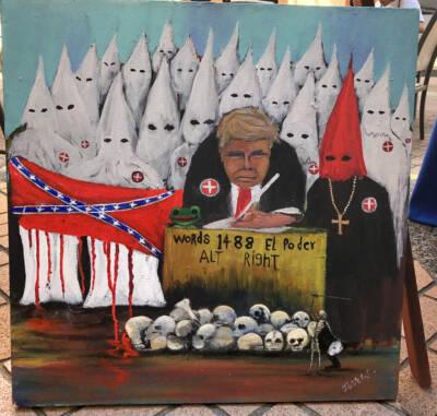 Zero Tolerance for Racists