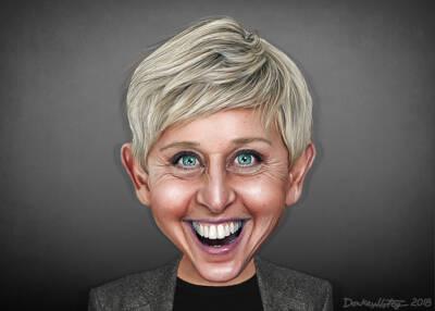 Ellen DeGeneres DonkeyHotey